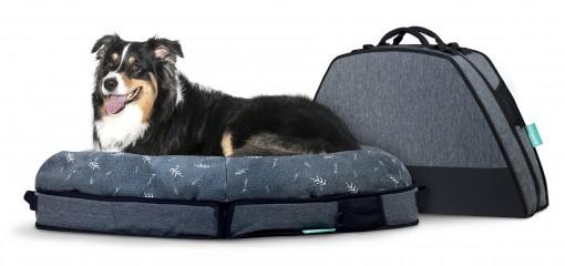 """Lit Pour Chien de Voyage """"Spruce Pup"""""""