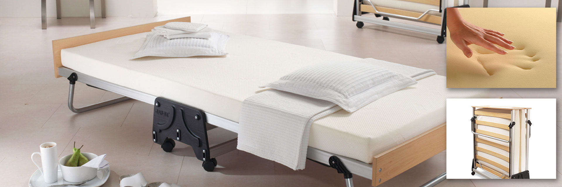 lits pliants par jaybe les meilleurs lits d 39 h tes dans le monde. Black Bedroom Furniture Sets. Home Design Ideas